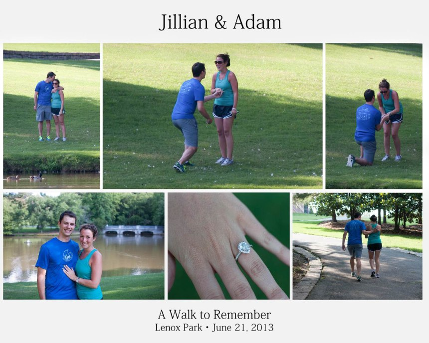 Adam+Jillian Proposal